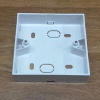 Genuine Kauden Back Box For NTE5a Master Socket 23mm Surface Mount