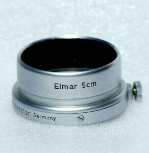 Leica Leitz Elmar  5cm Sonnenblende
