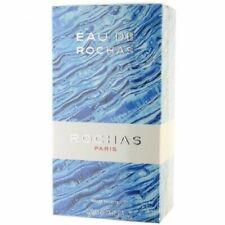 EAU DE ROCHAS - 220 ML  / 7.4 FL. OZ.- EAU DE TOILETTE SPLASH NO VAPO