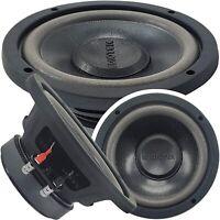 "2x Audiotek K706 6"" 800 Watts Car Vehicle Stereo Subwoofer Audio Speaker"