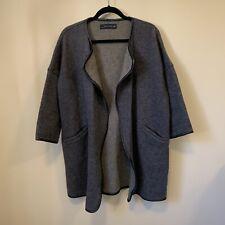 Las mejores ofertas en Abrigos y chaquetas Zara Gris para