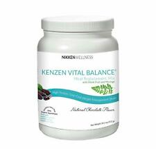 Nikken Kenzen Vital Balance Meal Replacement Mix - Chocolate