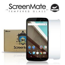 Google Nexus 6 Screen Protector [0.10mm] - ScreenMate LIGHT Real Tempered Glass