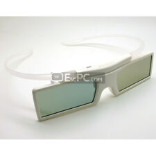 New Genuine WHITE Samsung SSG-4100GB Active 3D Battery Operated Glasses