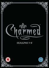CHARMED 1-8 ZAUBERHAFTE HEXEN DIE KOMPLETTE DVD SEASON / STAFFEL 1 2 3 4 5 6 7 8