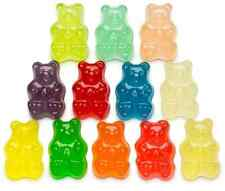 Albanese 12 Flavor Gummy Bears Classic  25 POUND Bulk Gummies FREE SHIPPING