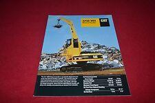 Caterpillar 325B Material Handler Excavator Dealer's Brochure DCPA6 ver4