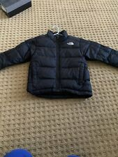 The North Face Puffer Jacket Kids Sz XXS (5) Black TNF MUST SEE!