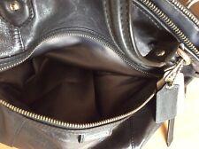 Coach Large Black Tote Bag