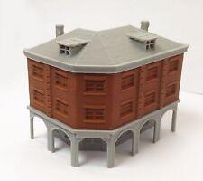 Outland Models Train Railway Layout City Classic Corner Shop / Market N Scale