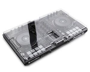 Decksaver Pioneer DDJ-RR / DDJ-SR2 - Protective Dust Cover Lid for DJ Controller