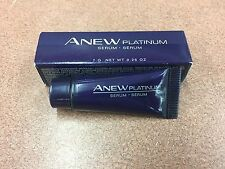 BRAND NEW Avon Anew Platinum Serum .25 oz
