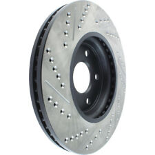 Disc Brake Rotor-Sport Drilled/Slotted Disc Front Left STOPTECH 127.62078L