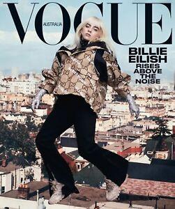 BILLIE EILISH Vogue Australia Magazine August 2021 Brand New FREE POST
