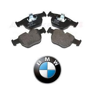 LAND ROVER FRONT BRAKE PAD SET RANGE ROVER 4.4L M62  03-05 SFC500080 OEM BMW