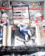 """TAYLOR HALL Edmonton Oilers 2.5"""" Series 1 NHL Imports Dragon Hockey Figure LOOSE"""