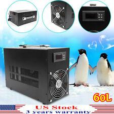 60L Refrigerator Fish Shrimp Tank Cooler Heating Machine Aquarium Water Chiller