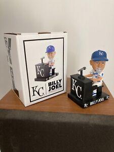 KC Royals, Billy Joel Bobblehead, 2018, NIB, $199.99, Free Shipping.