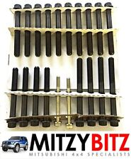 MITSUBISHI PAJERO SHOGUN 2.8 4m40 ENGINE CYLINDER HEAD BOLT SET KIT (20)