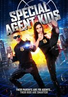 Special Agent Kids (DVD) BRAND NEW - FREE SHIP™