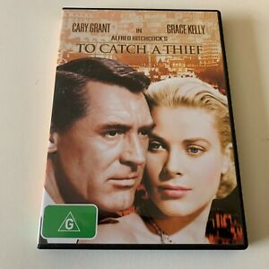 To catch a Thief - Cary Grant Grace Kelly Alfred Hitchcock