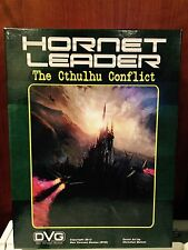 Hornet Leader: The Cthulhu Conflict War Board Game 2013 DVG Games ~ New