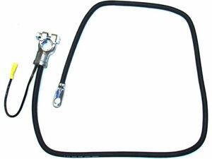 For 1962-1963 Oldsmobile Jetfire Battery Cable SMP 37113MJ 3.5L V8