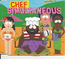 CHEF - SIMULTANEOUS -5 TRACK CD EP