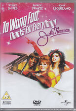 To Wong Foo, Thanks For Everything! Julie Newmar New & Sealed UK R2 / R4 DVD
