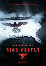 THE MAN IN THE HIGH CASTLE SEASON 3 - 4 DISC SET WITH ALL 10 EPISODES PREORDER!!