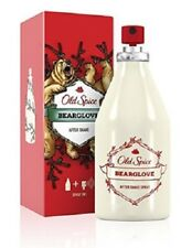 1 x 100ml OLD SPICE BEARGLOVE AFTER SHAVE SPRAY