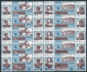 [P5672] Palau Is. 1983 good sets (5) of stamps very fine MNH