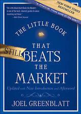 The Little Book That Still Beats the Market - Safe Haven Hadback Book Updated Ed