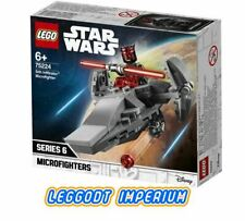 LEGO Star Wars Sith Infiltrator Darth Maul Microfighter 75224 Sealed