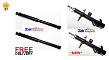 For Nissan Note 2006-2012 Front & Rear Shock Absorbers Shockers Dampers NEW