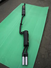 BMW 2002, original two part Abarth exhaust system(NOS)