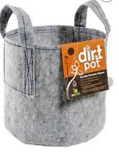 HYDROFARM 25 GALLON Flexible Dirt Pot