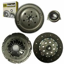 COMPLETE NEW CLUTCH KIT AND LUK DMF FOR A TOYOTA COROLLA HATCHBACK 2.0 D-4D