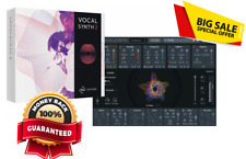 IzOTOPE VOCALSYNTH 2 Complete Bundle (Mac & Windows) + Gift