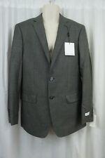 Calvin Klein Mens Blazer Suit Sz 38R Regular Grey Business Dinner Blazer Jacket