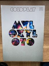 "NEW COLDPLAY ""MYLO XYLOTO"" SONGBOOK"