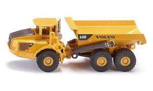 NEW!! SIKU Volvo Dump Truck - 1:87 Scale #1877 Diecast Vehicle Toy