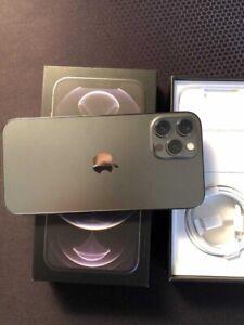 Apple iPhone 12 Pro Max - 256GB - Graphite (Unlocked)