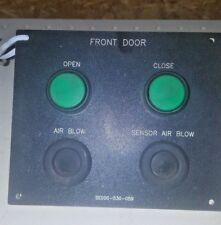 Okuma Open Close Buttons | Okuma Buttons | Fuji Electric AH22-F | #2023