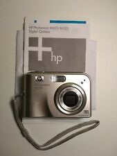 HP Camera Photo Smart M525 Silver 6.0 mm - 18.0 mm and 6.0 MP AS IS