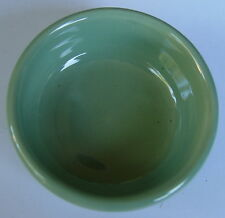 ALTAR BOWL - GREEN ROUND OFFERING BOWL Wicca Witch Pagan Reiki