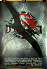 Sam Neill : Joe Johnston : Jurassic Park 3 : POSTER