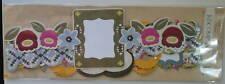 "9146 K&COMPANY 3D Sticker 10 FRAME BORDERS Spring - 36pcs - 13""x5"""