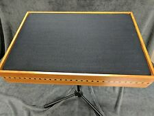 Professional Magician's portable table: storage, MP3 player and stand. NEW PRICE