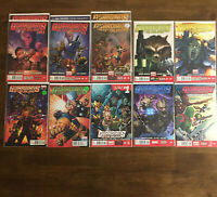 Guardians of the Galaxy Vol 3 (2013) #0-4 8 11 Vol 4 #6 Lot of x13 Marvel Comics